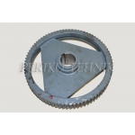 ROU-6 Ratchet Wheel PIN 01.160