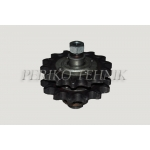 PRT-10 Sprocket 1002890 (2-row, with axle)