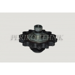 PRT-10 Tension Sprocket KOD 09.130 (1-row, with axle)