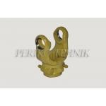 """Kardaanikahvel 8-seeria, rist 35x106,5 mm, 1 3/4"""" 6 nuuti"""