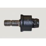 Overrunning Clutch Male-Female 6 splines (RH) (3000 Nm)
