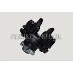 Kardaani hõõrde+ vabajooksusidur, rist 30,2x92 mm, (T6) z6