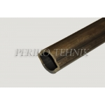 PTO Shaft Tube (inner, lemon profile) 39,5 mm 80/1000 mm