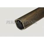 PTO Shaft Tube (outer, lemon profile) 48 mm 79/1000 mm