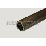 PTO Shaft Tube (inner, triangle) 36 mm 007/1000 mm