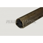PTO Shaft Tube (outer, triangle) 36 mm 005/1000 mm