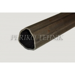 PTO Shaft Tube (outer, triangle) 63 mm 022/1000 mm