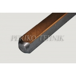 Square Shaft 28x28mm L500