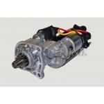 Starter Jubana 123708525, 12 V; 3,2 kW (Case, JCB, Landini, MF, Perkins)