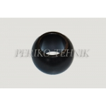 Haakekuul (tugevdatud) alumine CAT3 37x64 mm