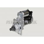 Starter 123708503 12 V; 3,2 kW, (BALKANCAR, URSUS, VALTRA, ZETOR) (JUBANA)