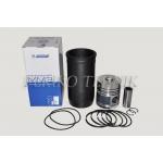 Kolvi-hülsigrupp D-240-1000108, 2 õlirõngast (kolb+hülss+rõngad+sõrm+stopperid) (KOSTROMA)