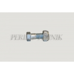 Bolt+nut (nylock) 52-2203020