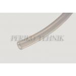 Silikoonvoolik trp 10x2,5 mm
