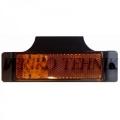 Side Marker Lamp LED 12/24 V with L-fixing (HORPOL)