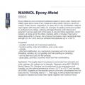 Epoksiidmetall 9905, 30 g / 24 ml (MANNOL)