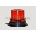 Vilkur LED 12/24V, 20W, magnetiga (KAMAR)