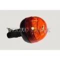 Vilkur LED 12/24V, painduv, varrele (KAMAR)