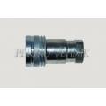 "Female quick-coupling ISO-A DN20, BSP 3/4"" female thread"