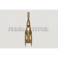 """Lägapüti siiber 5"""" kahe flantsiga 150x150mm"""