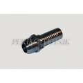 "Straight male fitting JIC 1.1/16"" - DN20"