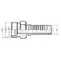Pressots M24x1,5 CES16 - DN16