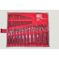 Combination Open & Ring End Spanner – Chrome Vanadium 6-28,30,32 mm (25 pcs) (THM)
