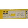 Elektrood AV 31 4 mm 5 kg