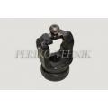 Kardaanikahvel lainurk, rist 635 (32x76/27x94 mm), 6 nuuti